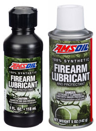 100% Synthetic Firearm Lubricant and Protectant (FLP)
